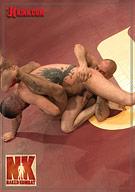 Naked Kombat: Marcus The IceMan Isaacs Vs Leo Forte - Padded Cell Fuck