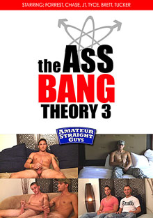 The Ass Bang Theory 3 cover