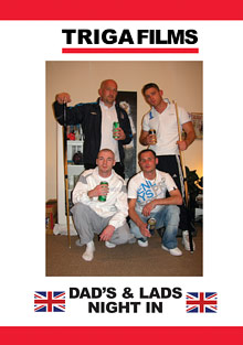 Dads And Lads Night In cover