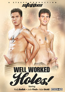 Well Worked Holes cover