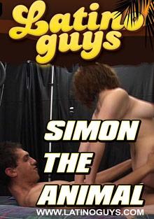 Simon The Animal cover