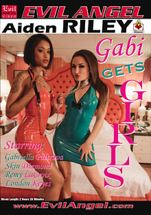 Gabi Gets Girls cover