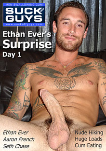 Ethan Ever's Surprise Day 1 cover