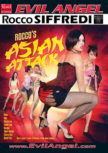 Rocco's Asian Attack cover