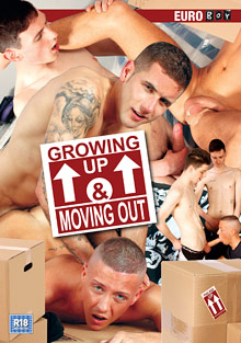 Growing Up And Moving Out cover