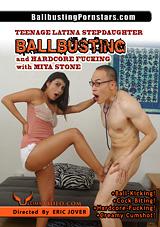 Teenage Latina Stepdaughter Ballbusting And Hardcore Fucking