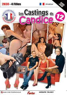 Les Castings De Candice 12 cover