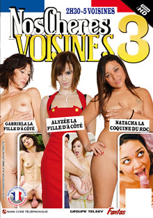 Nos Cheres Voisines 3 cover