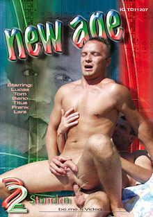 New Age cover