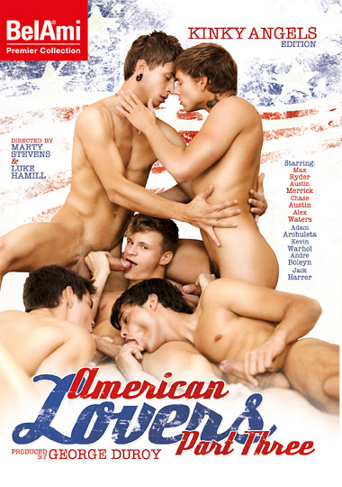 American Lovers 3 cover