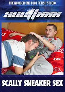 Scally Sneaker Sex cover