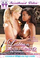 Lesbian Beauties 12: Interracial