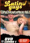 Latino Guys DVD Combo