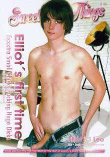 Elliot's First Time cover
