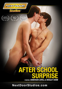 After School Surprise cover