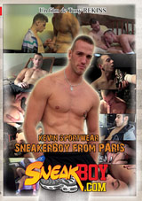 Kevin Sportwear SneakerBoy From Paris Xvideo gay