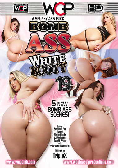 Bomb Ass White Booty 19 cover