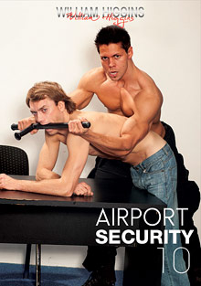 Airport Security 10 cover