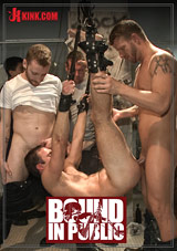 Bound In Public: Cameron Kincade's Dirty Fantasy