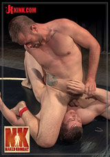 Naked Kombat: Will The Punisher Parks VS John Jizz On Your Face Jammen