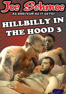 Hillbilly In The Hood 3 cover