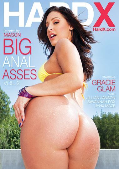 Big Anal Asses 2 cover
