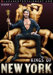Kings Of New York: Season 2 cover