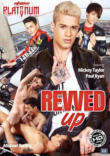 Revved Up cover