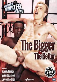 Bareback Monster Cocks: The Bigger The Better cover