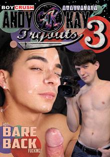 Andy Kay's Boycrush Tryouts 3: Hot Bareback Fucking cover