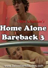 Dave Sebastian's Home Alone Bareback 3