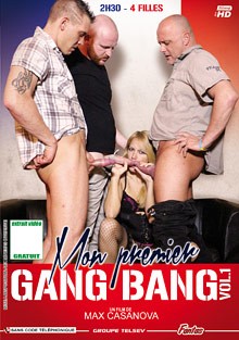 Mon Premier Gangbang cover