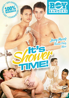 It's Shower Time cover