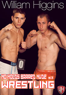 No Holds Barred Nude Wrestling 28 cover