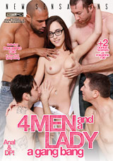 4 Men And A Lady: A Gang Bang Xvideos