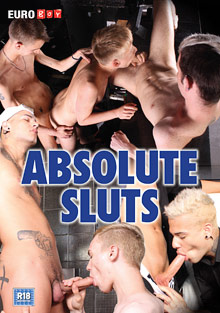 Absolute Sluts cover