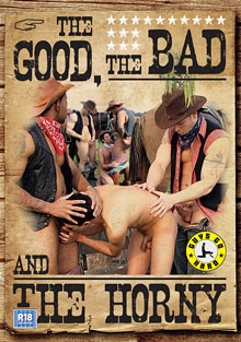 The Good, The Bad, And The Horny cover