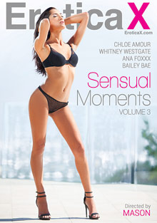 Sensual Moments 3 cover