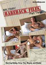 Military Bareback Files 3 Xvideo gay