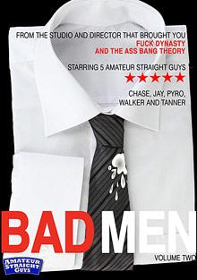 Bad Men 2 cover