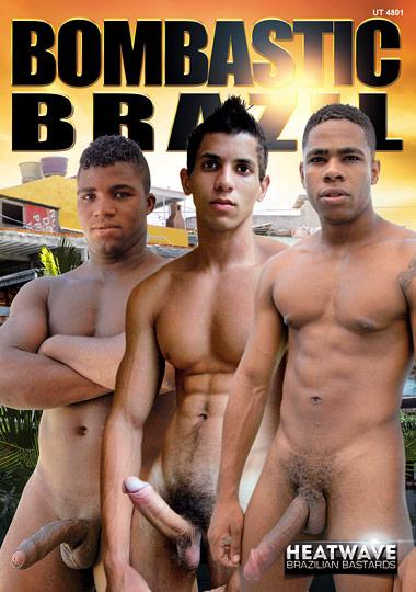 Bombastic Brazil cover