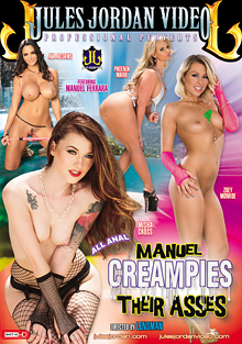 Manuel Creampies Their Asses cover