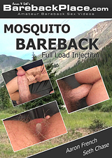 Mosquito Bareback: Full Load Injection