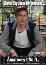 Skater Boy Jesse Not Innocent Xvideo gay