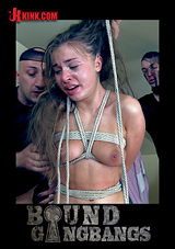 Bound Gangbangs: Happy 18th Birthday Roxy Bell