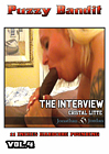 Puzzy Bandit 4: The Interview Cristal Litte