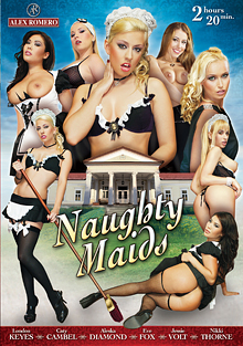 Naughty Maids cover