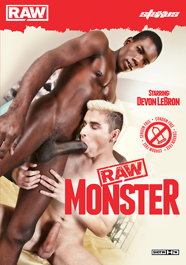 Raw Monster cover