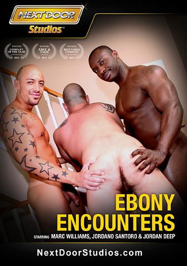 Ebony Encounters cover
