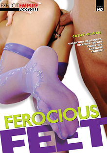 Ferocious Feet cover